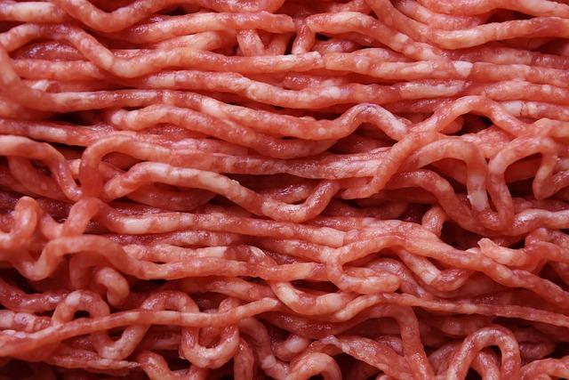 Minced Meat, Meat, Minced ' Meat, Raw, Eat, Food