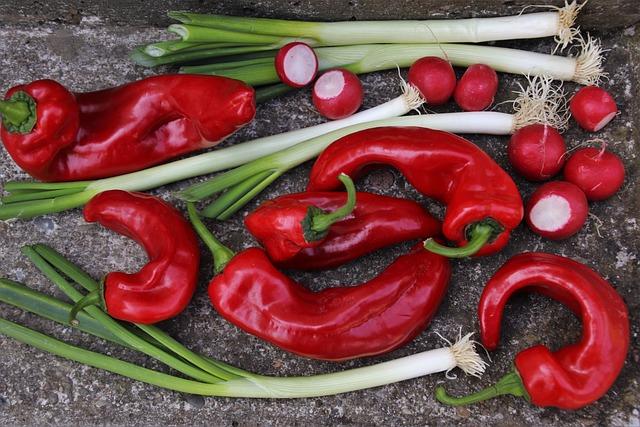 Vegetables, Paprika, Bio, Vitamins, Nutrition, Eat