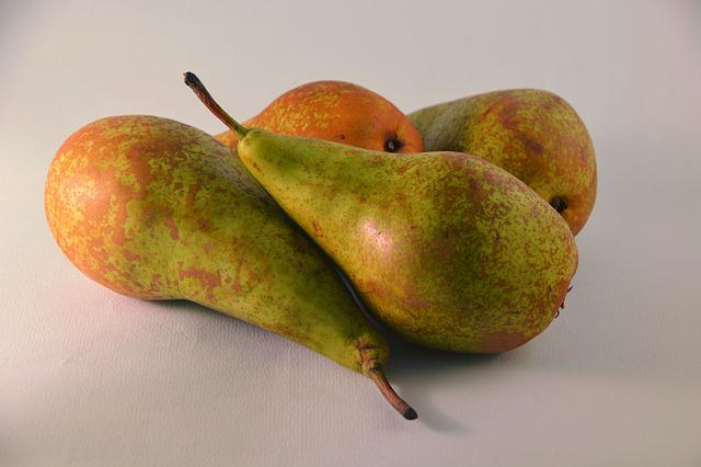 Pears, Fruit, Power, Eat, Food, Healthy Food