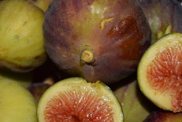 Figs, Fresh, Fruit, Eat, Sweet, Ripe, Nature, Food