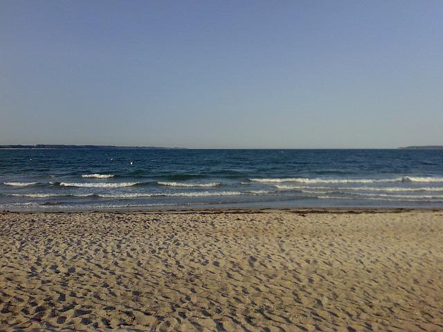 Baltic Sea, Beach, Eckernförde