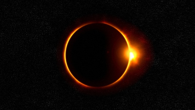 Solar Eclipse, Sun, Flare, Solar, Eclipse