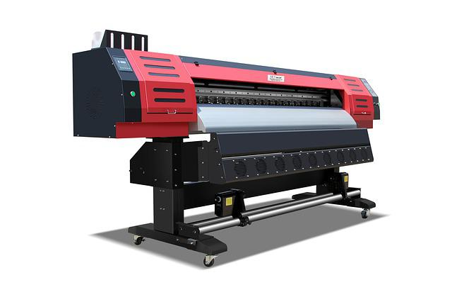 Eco Solvent Printing Machine, Banner Printer