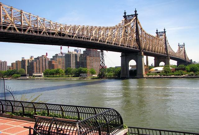 New York City, Ed Koch, Queensborough Bridge