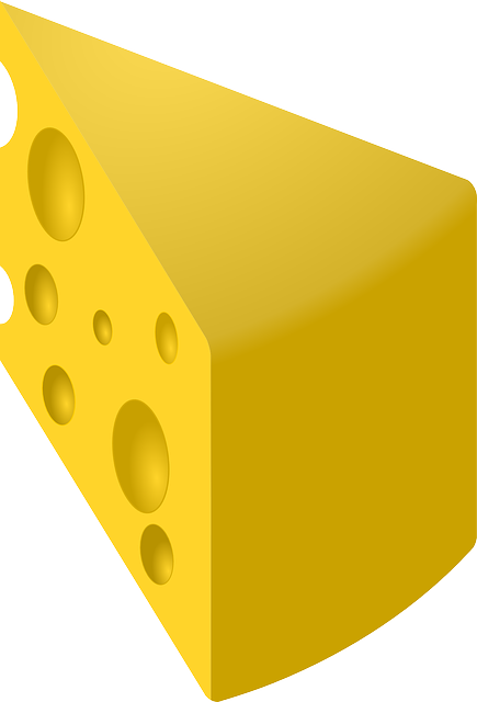 Cheese, Food, Yellow, Edam Cheese, Slice