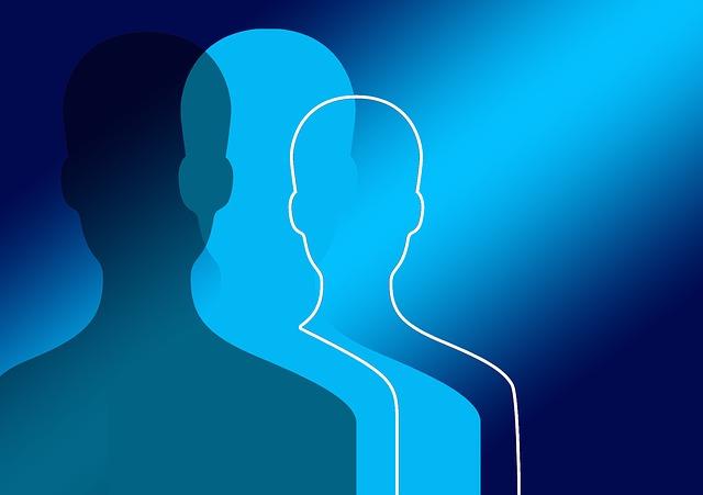 Silhouette, Person, Head, Feedback, Outline, Edge