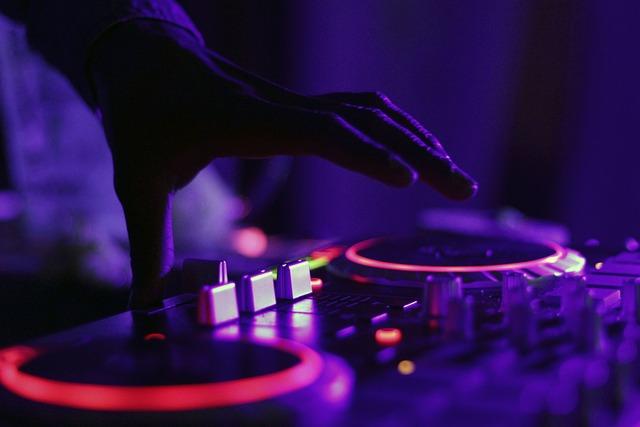 Dj, Music, Sound, Edm, Mixer, Part, Celebration, Bar