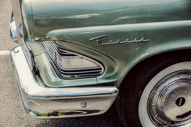 Edsel, Ford, Automotive, Retro, Classic, Usa, Luxury