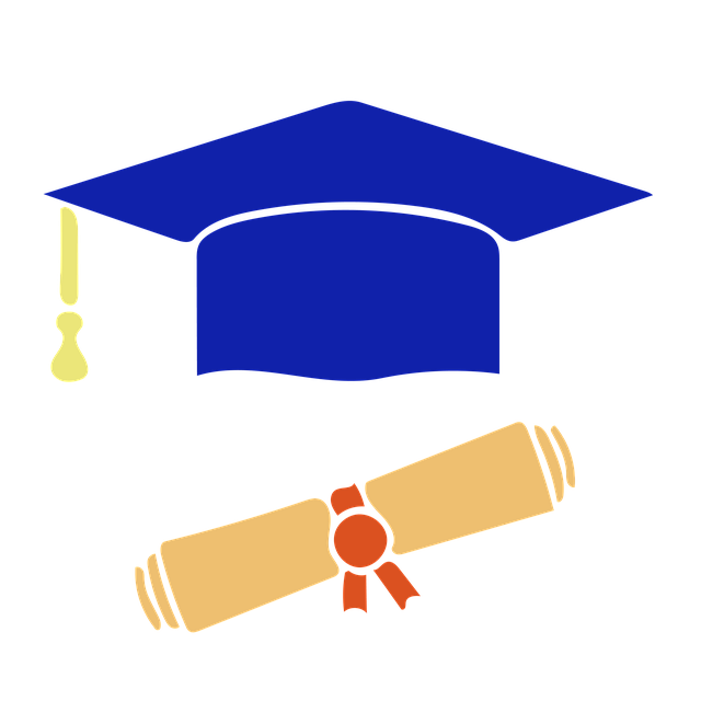 Computer Icon, Graduation, Diploma, Education, Studying