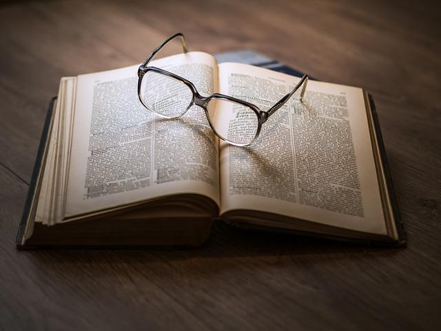 Glasses, Book, Education, Eyeglasses, Research