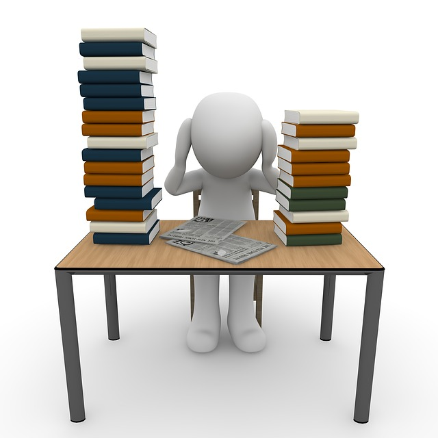 Books, Stack, Learn, Study, Library, Education