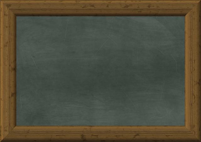 Blackboard, Chalkboard, Education, Classroom, Learning