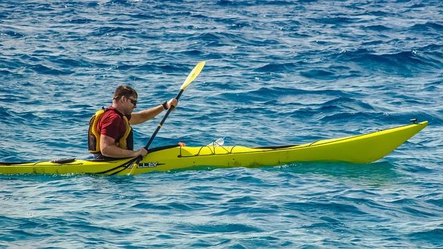 Canoe Kayak, Athlete, Effort, Activity, Leisure, Active