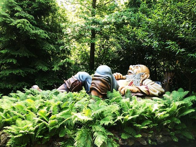 Efteling, Kaatsheuvel, Theme, Image, Fantasy, Giant
