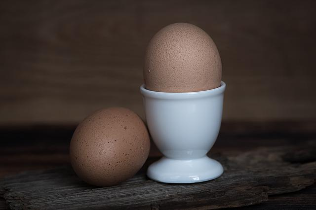 Egg, Hen's Egg, Food, Nutrition, Brown Eggs, Eggshell