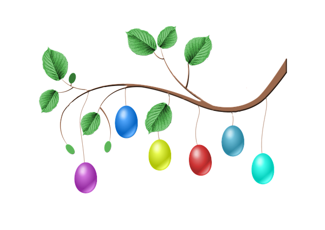 Easter, Egg, Easter Eggs, Colored, Colorful