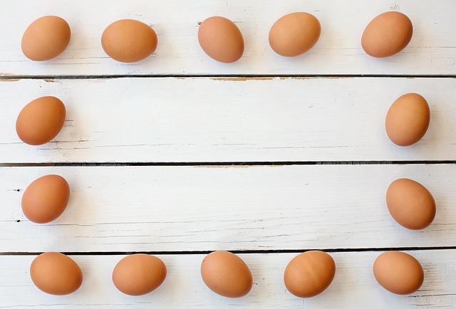 Egg, Cholesterol, Healthy, Egg Yolk, White Space