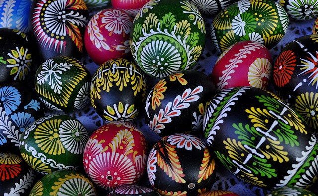 Color, Eggs, Easter Holidays, Easter Eggs, Decoration