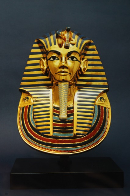 Ancient Egypt, Golden Mask, Egyptology, Egypt, King