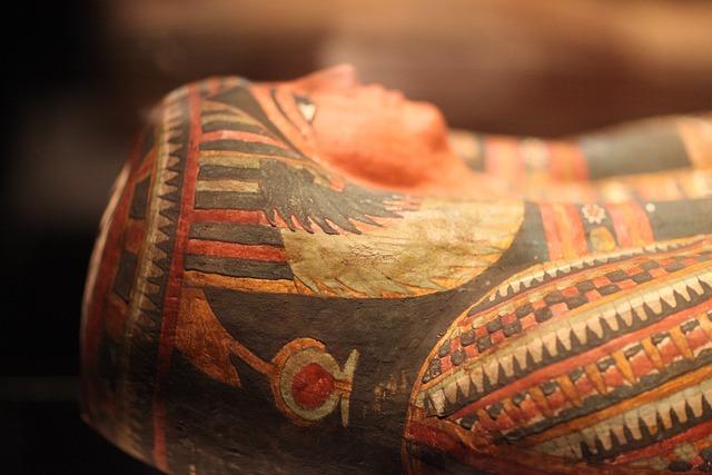 Mummy, Egypt, Pharaoh, Egyptian, Sarcophagus, Tomb