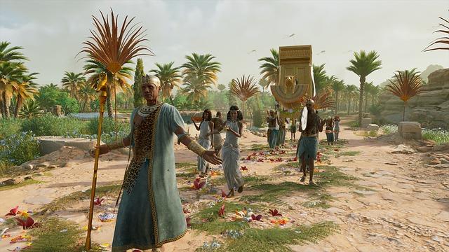 Egypt, Praise
