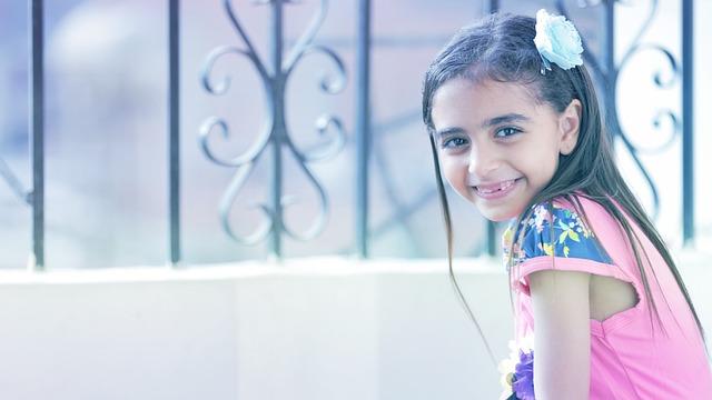 Baby Girl, Egypt, Egyptian