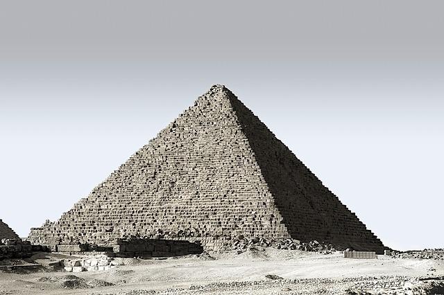 Pyramid, Egypt, Pharaonic, Egyptian, Tomb, Egyptians