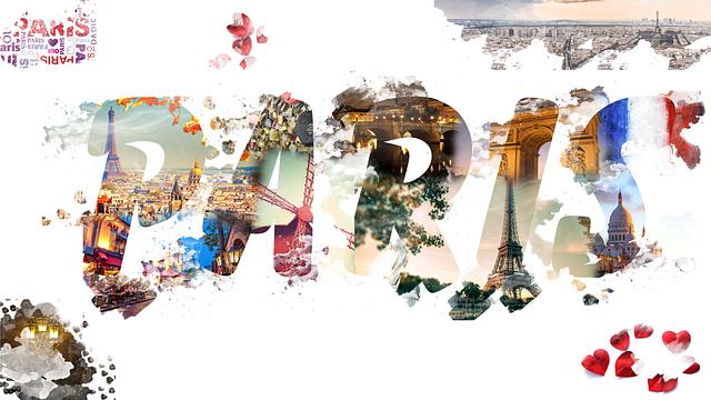 Paris, City, Capital, France, Eiffel Tower, Landmark