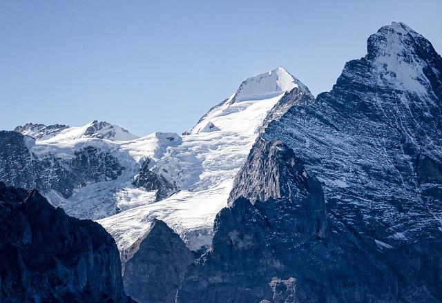 Switzerland, Eiger, Mountains, Snow, North Wall