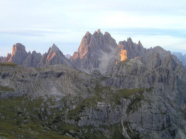 Sexten Dolomites, Einserkofel, Zwölferkofel, Climb