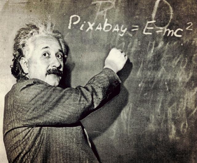Einstein, Professor, Humor, Formula, Nobel Prize Winner