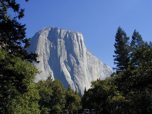 El Capitan, Yosemite, Yosemite National Park