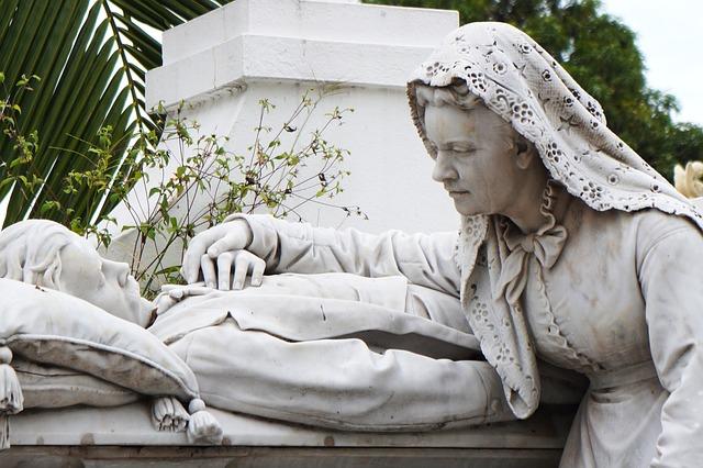 El Salvador, Illustrious, Cemetery, Tomb, Death, White