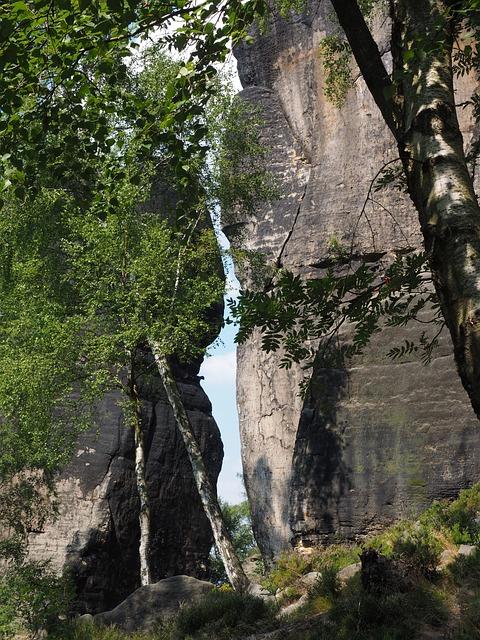 Frienstein Guardian, Frienstein, Elbe Sandstone, Hike