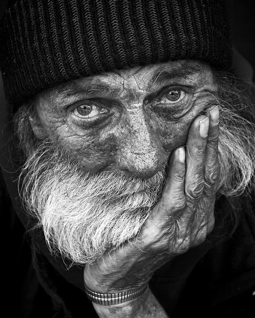 Old, Man, Portrait, Bearded Man, Elderly, Elderly Man