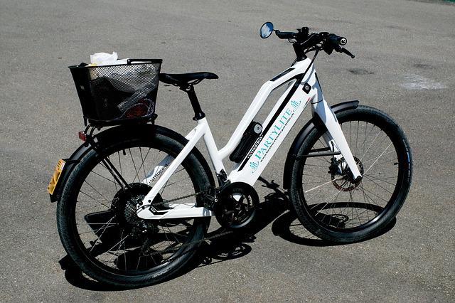 Modern, Technology, Bike, Electric Drive