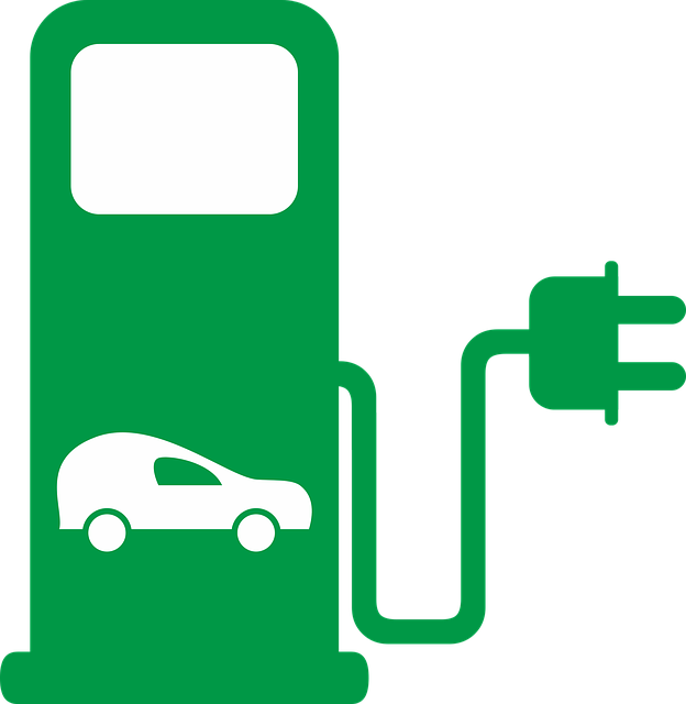 Current Gas Station, Electric Gas Station, Electric Car