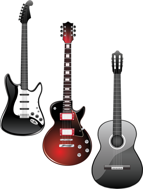 Guitar, Musical Instrument, Acoustics, Electric Guitar