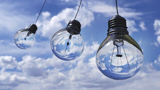 Light Bulb, Light, Halogen, Bulb, Lamp, Electric