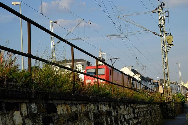 Loco, Electric Locomotive, Locomotive, Railway