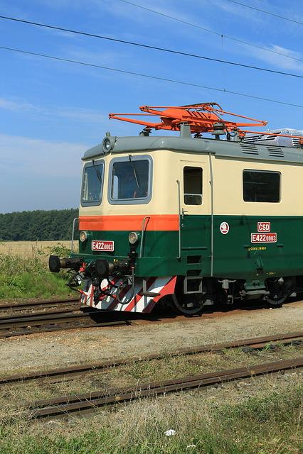 Electric Locomotive, Railway, Historically