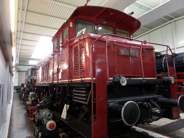 Electric Locomotive, Technology, Museum