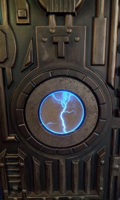 Futuristic, Electric, Science, Future, Circuit