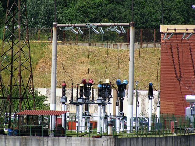Transformer, Substation, Electricity, Power, Electric