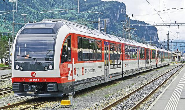 Switzerland, Electrical Multiple Unit, Central Railway