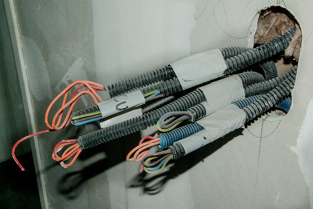 Electrician, Electric Wires, Cables, Electricity
