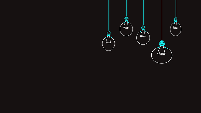 Bulb, Minimal, Wallpaper, Night, Electricity, Lamp