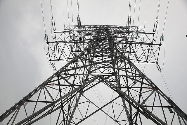 Power, Transmission Tower, Electricity Transmission