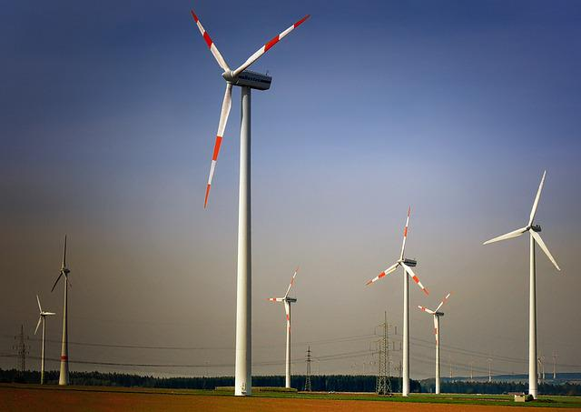 Electricity, Turbine, Energy, Wind, Generator