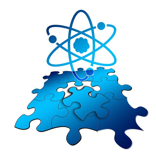 Puzzle, Share, Atom, Electron, Neutron, Nuclear Power